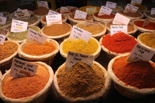culinary herbs  market  france