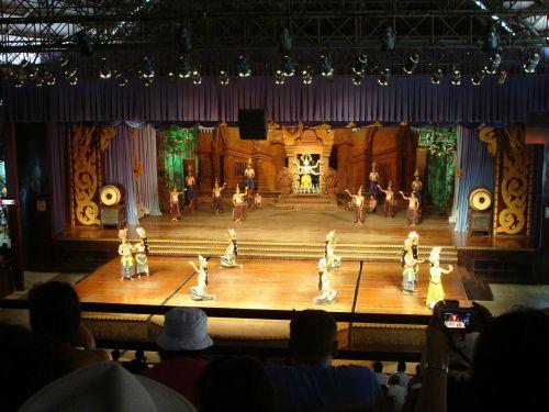 culture show pattaya