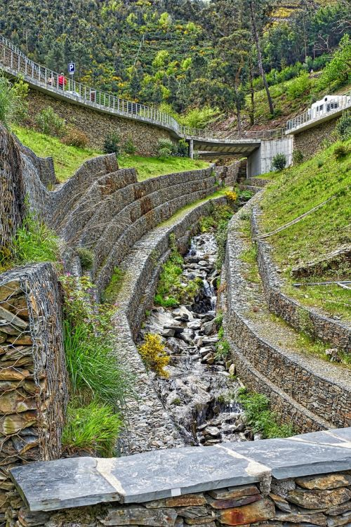 culvert stream drainage