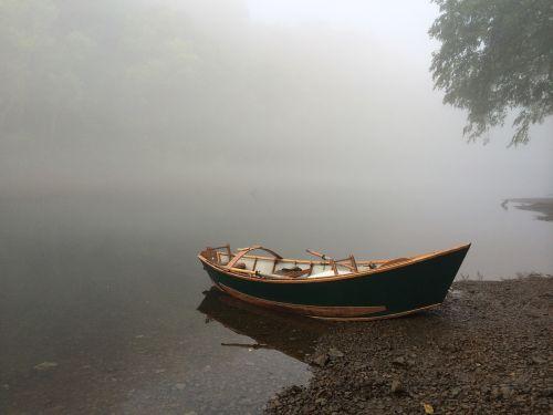 cumberland river fog boat