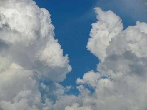 cumulonimbus cloud clouds