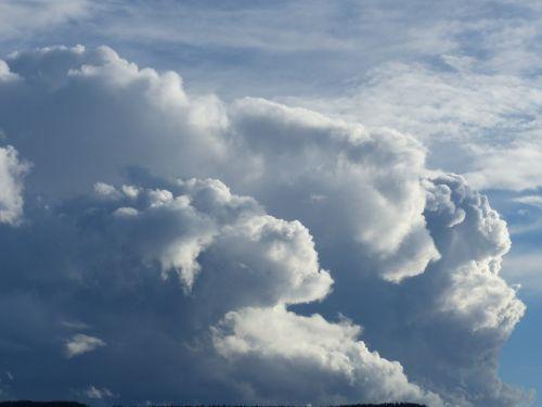 cumulus cloud,dramatiškas,dangus,oras,gamta,mėlynas,aplinka,klimatas,audringas,vasara,per naktį,lauke