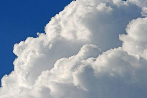 cumulus clouds clouds large