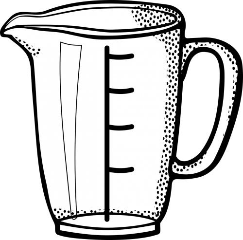cup kitchen liter