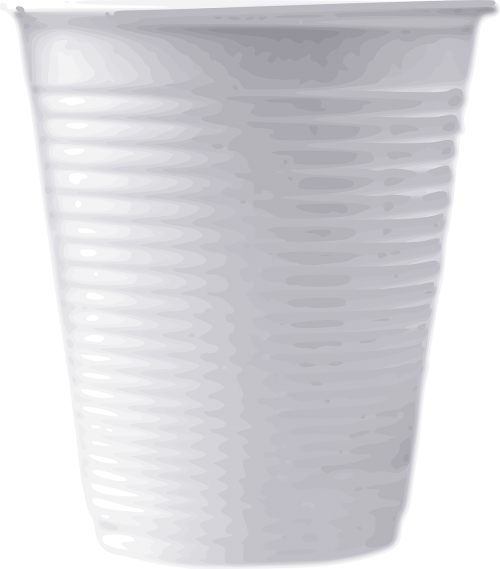 cup disposable plastic