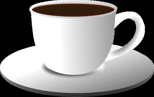 cup tea white