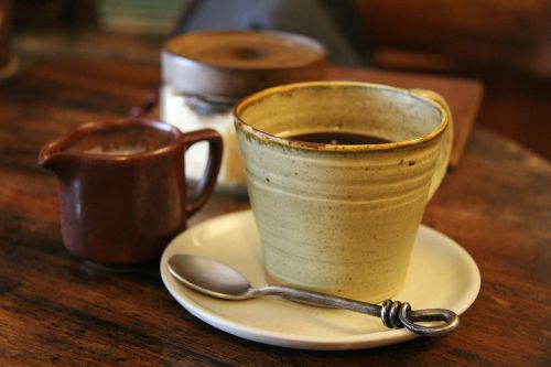 cup coffee tea