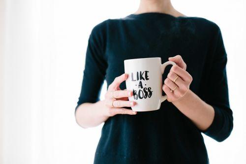 cup mug people