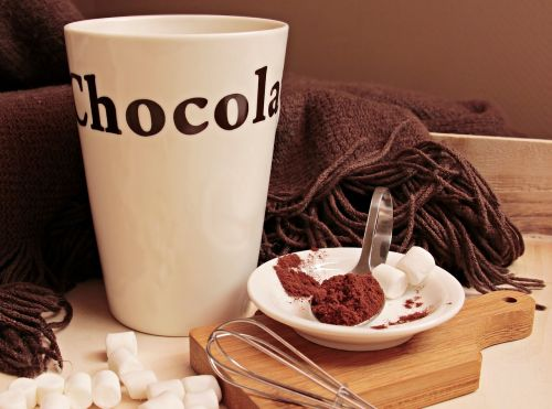 cup cocoa cup of cocoa