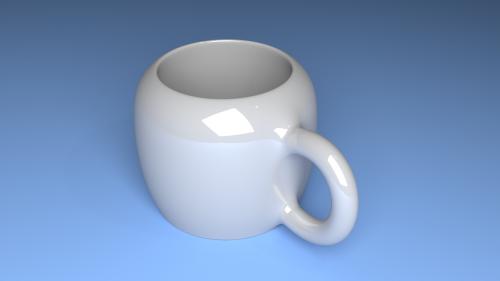 cup glass cueramic