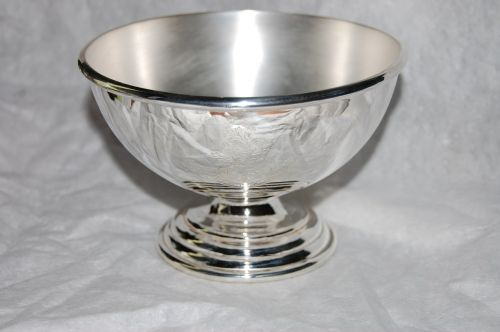 cup silver trophy