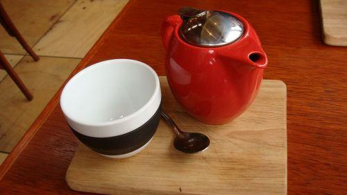 cup pot teapot