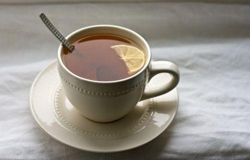 cup tea tableware