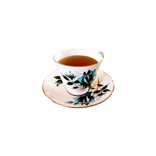 Cup Of Tea Isolated 1