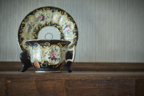 cup saucer antique family home