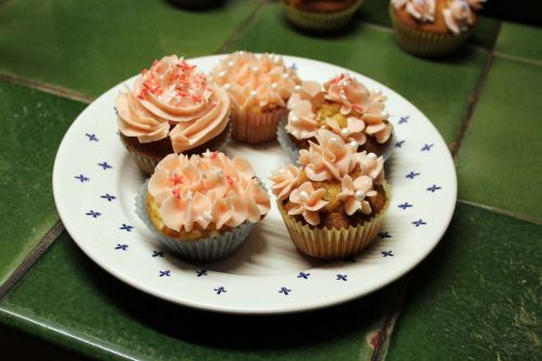 cupcake desserts pastry