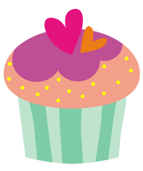 cupcake  cupcake illustration  sweet