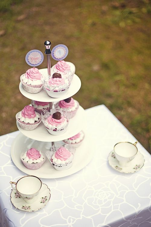 cupcakes party celebrate