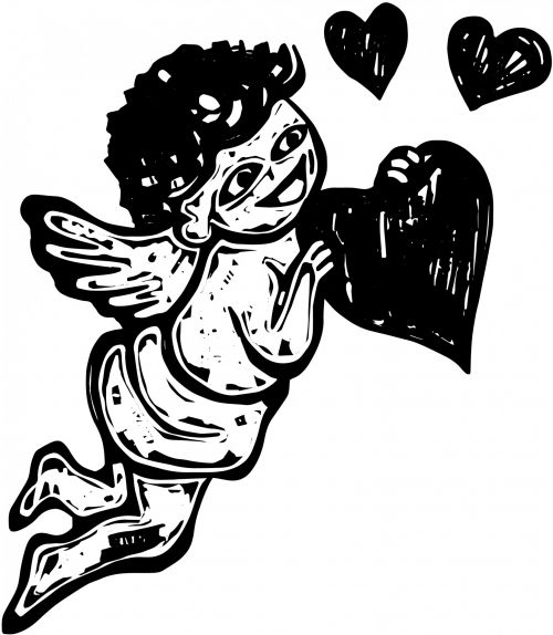Cupid Love Cherub