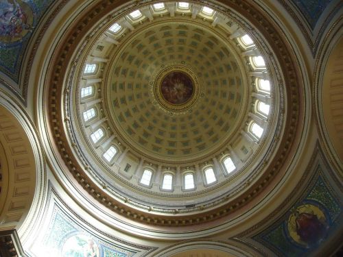 cupola wisconsin dome