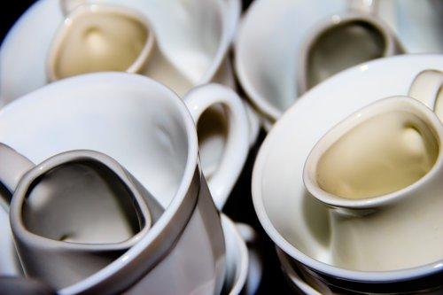 cups  tableware  porcelain