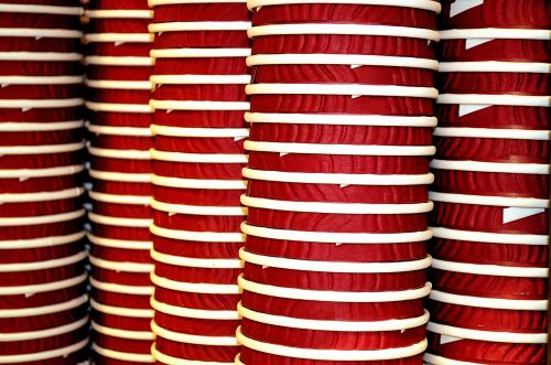 Cups - Background