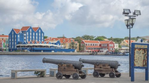curacao willemstad architecture