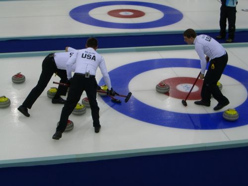 curling team olympics