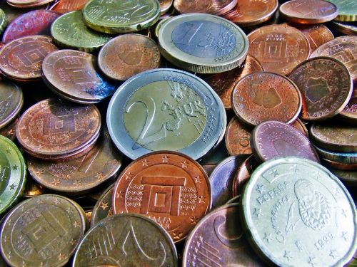 currency coins euro