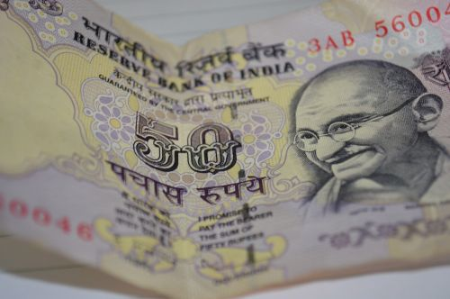 currency notes rupee