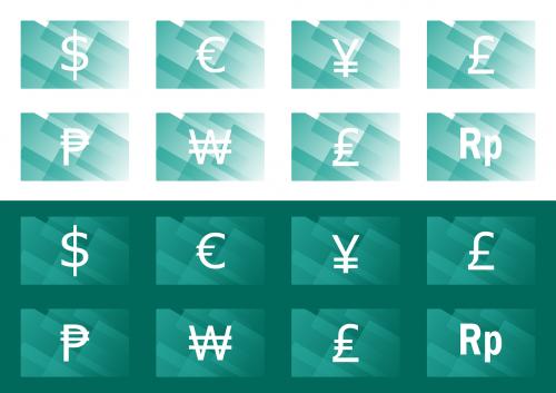 currency dollar euro