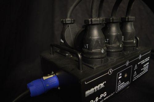 current socket plug