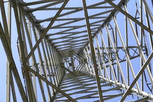 current strommast power poles