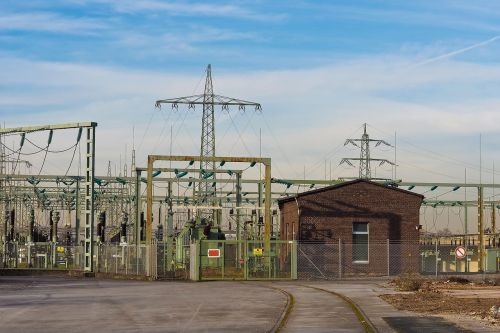 current substation electricity