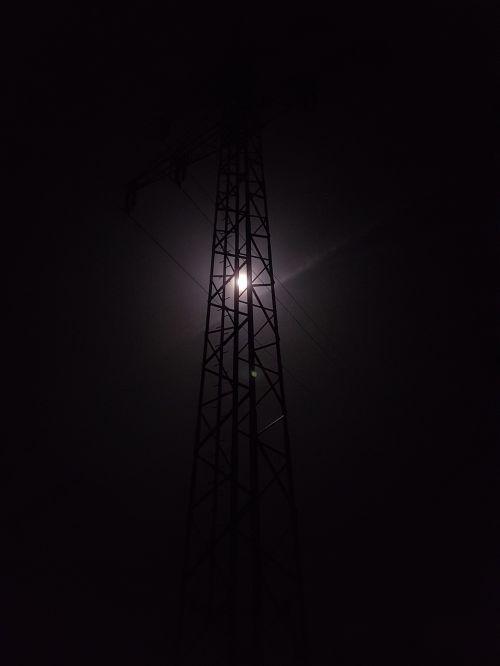 current darkness light