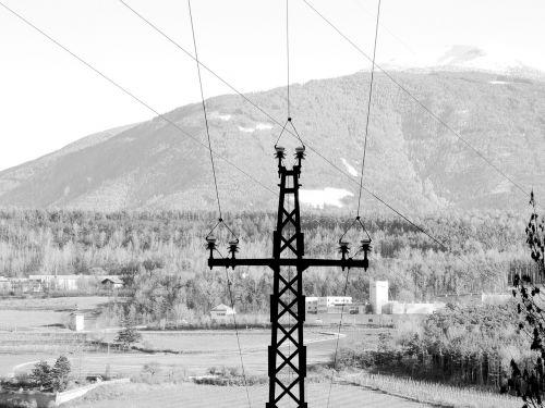 current line mast