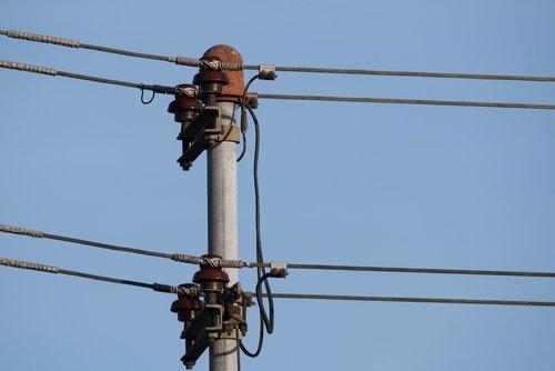 current  power line  voltage