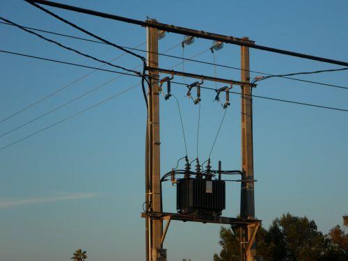 current energy transformer