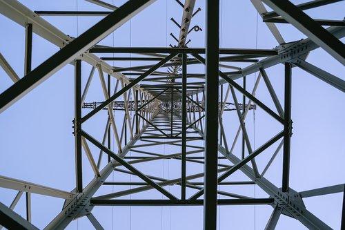 current  power poles  masts