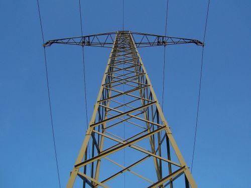 current strommast pylon