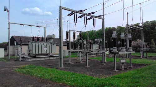 current line substation