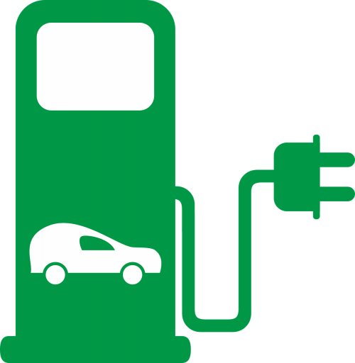 current gas station electric gas station electric car