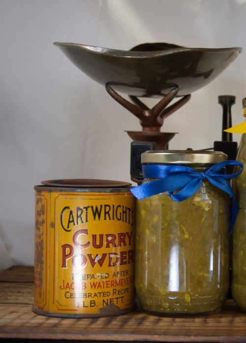Curried Beans And Curry Powder