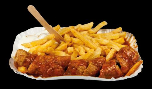 currywurst fast food nutrition