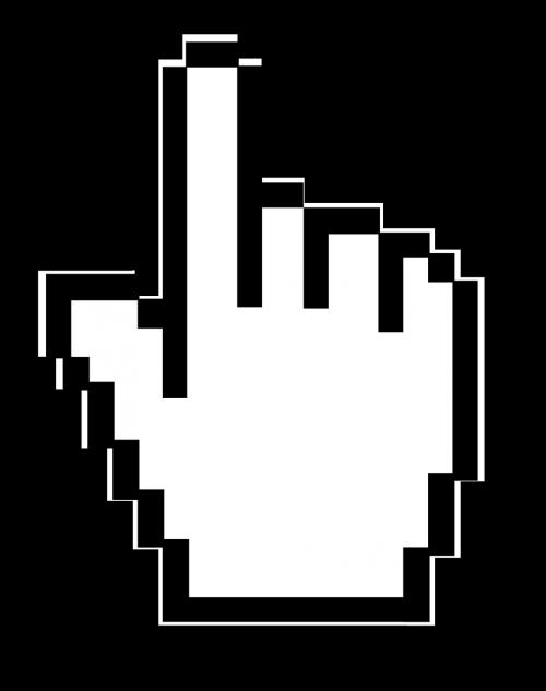 cursor mouse click