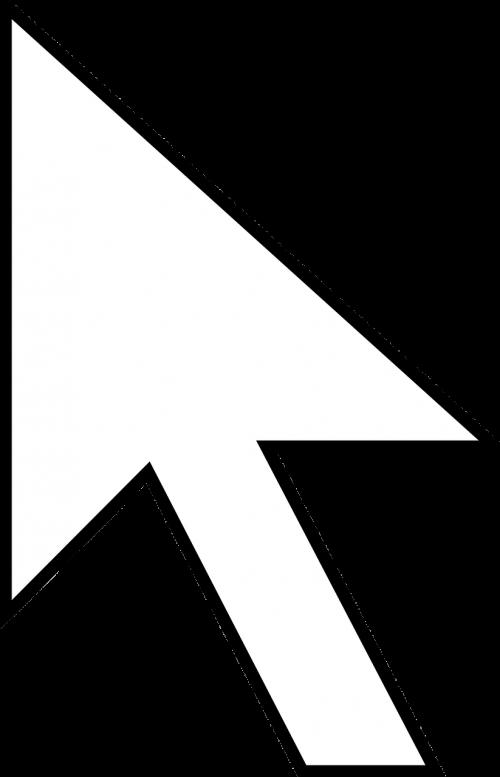 cursor pointer arrow