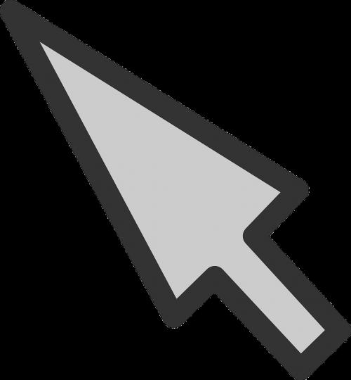 cursor pointer mouse