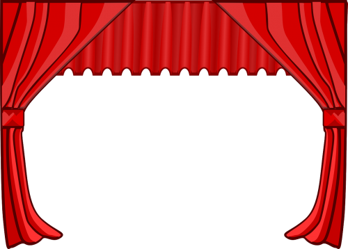 curtain stage theater