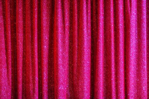 curtain theater entertainment