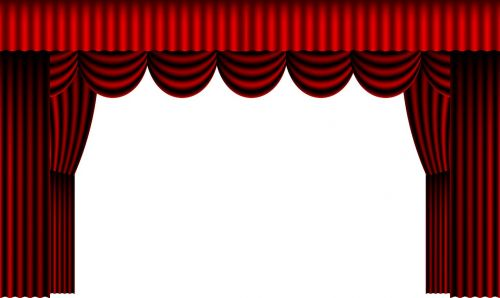 curtain theatre theater curtain
